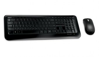 Ensemble Clavier-Souris Microsoft Wireless Desktop 850