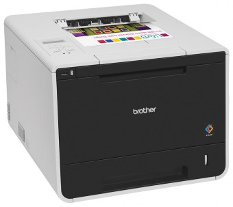 Imprimante laser couleur recto-verso Brother HL L8250CDN