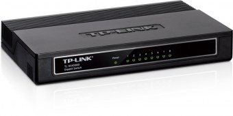 Switch Éthernet Gigabit 8 Ports TP-Link TL-SG1008D