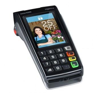 TPE Fixe Ingenico TETRA Desk 5000 CB EMV 5.5 1LS 3G