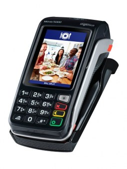 TPE Portable Ingenico TETRA Move 5000 BEM Contactless