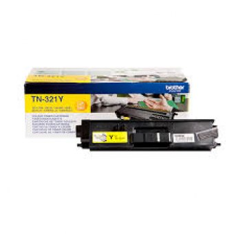 Toner Jaune TN-321Y pour imprimante Brother HL- L8250CDN