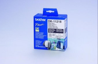 Brother  Ø DK-11218 Round Labels