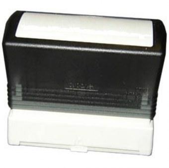 Tampon PR-4090B 40 x 90 mm Noir