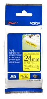 Brother TZeS651 ruban d'étiquette TZ