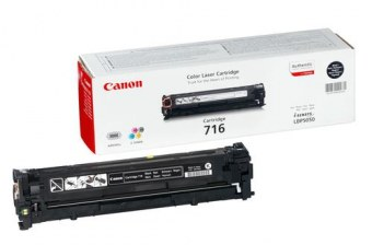 Canon Cartridge 716 Black Original Noir 1 pièce(s)