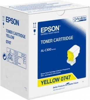 Epson Toner Jaune (8 800 p) C13S050747