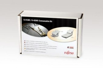Fujitsu CON-3289-017A pièce de rechange pour équipement d'impression Kit de consommables Scanner